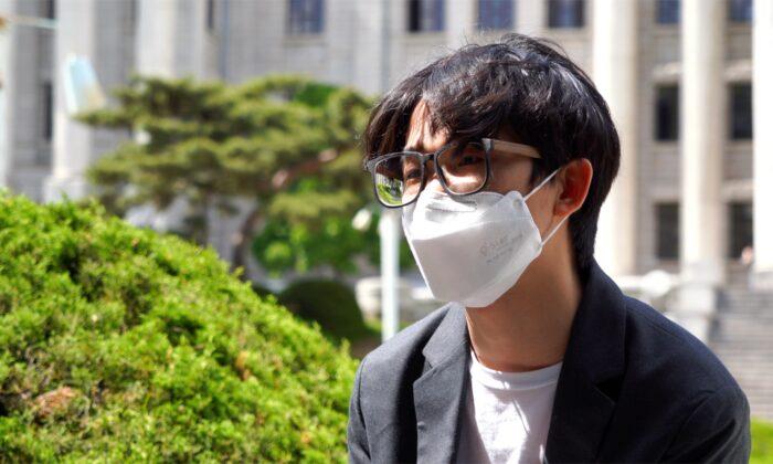 Chen Yuzhen, de 24 años, no esperaba que ocurriera una desgracia solo porque usó VPN para evitar el Gran Cortafuegos de China. (NTD)