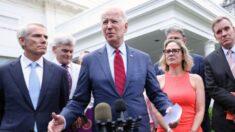 Republicanos abandonarían acuerdo bipartidista de infraestructura tras ultimátum de Biden de vetarlo