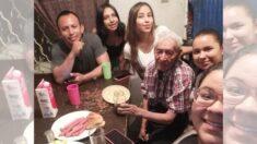 """Abuelito de 108 años es """"adoptado"""" por familia mexicana: """"Es lo más hermoso que la vida te puede dar"""""""