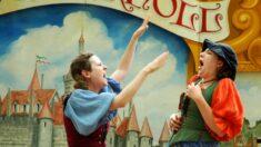 Shakespeare desempeña un papel clave para enseñar a los niños a dar saltos creativos