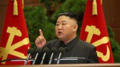 """Kim Jong Un habla de un """"grave incidente"""" relacionado con el covid-19"""