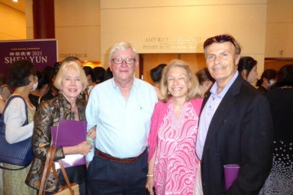 Espectadores de Stamford se entusiasman con el arte refinado de Shen Yun