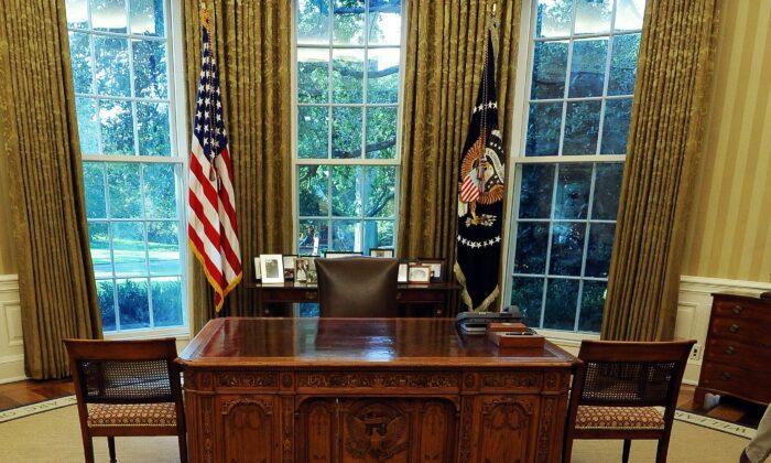 ¿Qué legado literario de un presidente ha tenido más impacto? El Despacho Oval de la Casa Blanca en 2010. (Jewel Samad/AFP vía Getty Images)