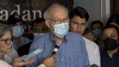 Detienen a otro hijo de la expresidenta nicaragüense Violeta Chamorro