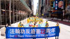 Después de casi 22 años, la persecución a Falun Gong continúa en China