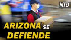 Fiscal de Arizona advierte al DOJ sobre auditoría; Georgia: Investigan formularios electorales perdidos |NTD