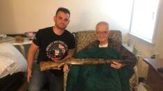Valorando los recuerdos de los últimos veteranos de la Segunda Guerra Mundial en Estados Unidos