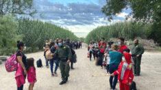 Cruces ilegales de la frontera de EE.UU. siguen aumentando: 180,000 en mayo