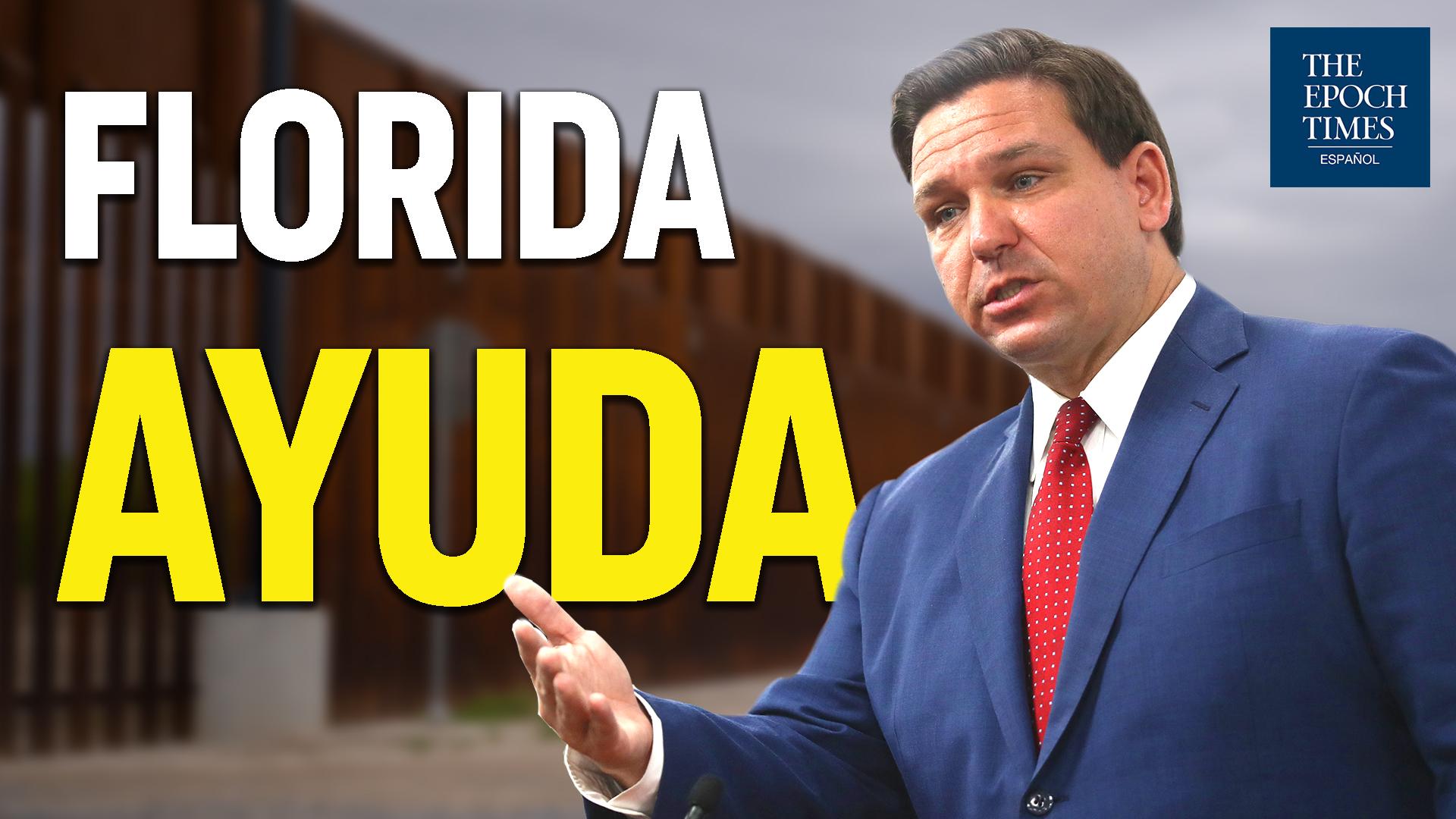 Al Descubierto: Florida envía ayuda contra crisis fronteriza | Proyecto bipartidista antimonopolio contra Big Tech