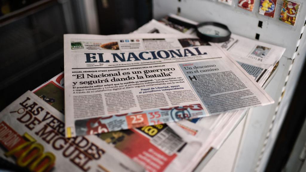 Pese a la persecución del chavismo, El Nacional volverá al formato impreso a partir de agosto