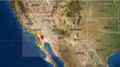 Sismo de magnitud 5.3 sacude California cerca a frontera con México