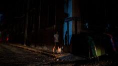 Protestan los puertorriqueños ante la crisis del sistema eléctrico