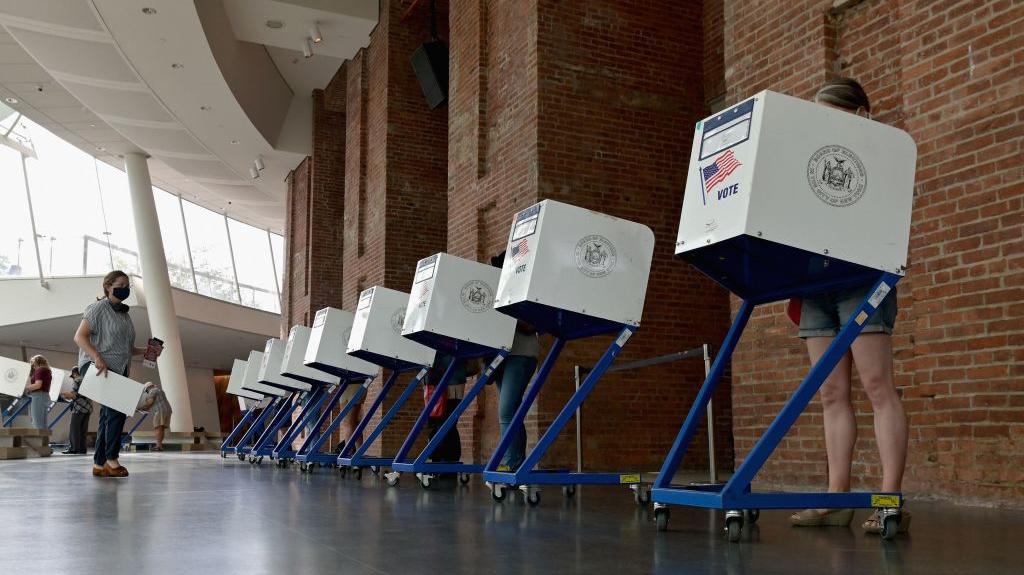 Nueva York celebra las elecciones primarias a la Alcaldía