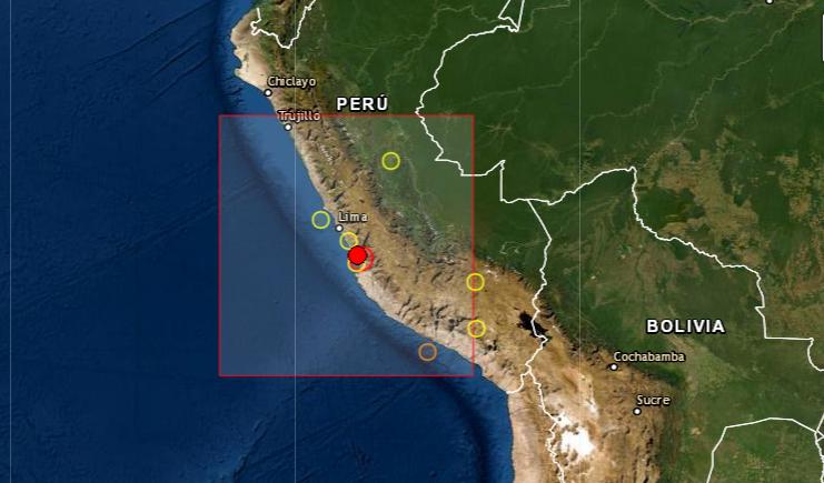 Un sismo causa la muerte de un niño y daños en 13 distritos de Lima