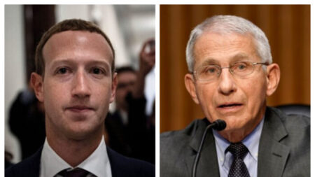 GOP de la Cámara: Zuckerberg debe entregar sus comunicaciones con Fauci relacionadas a COVID-19