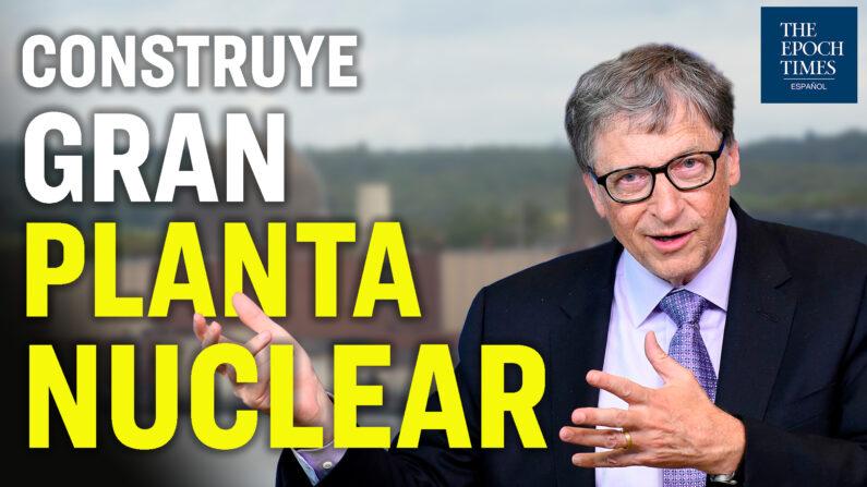Bill Gates construye una planta de energía nuclear en Wyoming, Facebook suspende a Trump por 2 años. (Al Descubierto/The Epoch Times en Español)