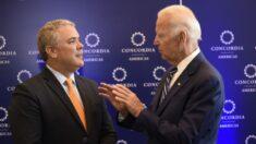 Biden y Duque dialogan sobre Venezuela y vacunación en primer diálogo