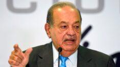 Magnate Carlos Slim ofrece rehabilitar tramo colapsado del metro de Ciudad de México