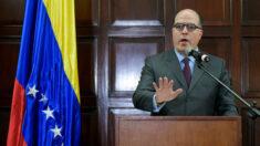 "Oposición venezolana pide ""celeridad"" a nuevo fiscal de CPI frente a caso contra régimen de Maduro"