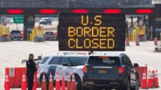 Administración Biden: Fronteras de Canadá y México permanecerán cerradas debido a la pandemia