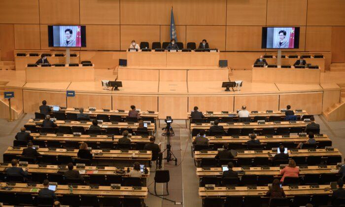 Beijing trabaja para subvertir el sistema de derechos humanos de la ONU, advierte activista