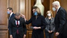 Miembros del GOP de la Cámara que acusaron a Trump se enfrentan a los principales oponentes MAGA 2022