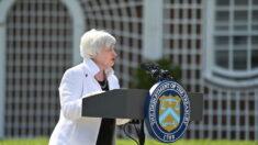 Sería bueno para Estados Unidos que la inflación eleve las tasas de interés: Yellen