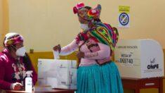 Castillo adelanta a Fujimori en recuento de votos por la Presidencia de Perú