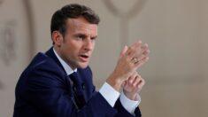 Francia administrará en septiembre una tercera dosis de vacuna contra COVID, anuncia Macron
