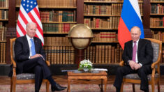 """""""Nada que ver con la realidad"""": Putin dice que representación de Biden por la prensa es falsa"""