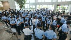 """EEUU condena al gobierno de HK por detenciones """"políticamente motivadas"""" de ejecutivos de Apple Daily"""