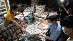 Apple Daily de Hong Kong imprimirá su última edición el jueves
