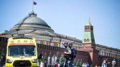Moscú registra el máximo diario de casos de covid-19 desde el comienzo de la pandemia