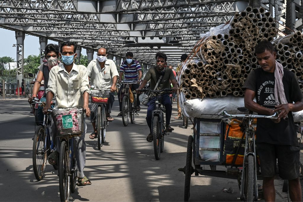 India suma 30 millones de contagios por covid-19, preocupada por nueva variante Delta Plus