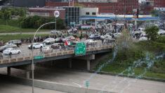 Retiran cargos contra hombre que condujo hacia multitud de manifestantes en autopista de Minneapolis