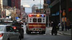 Al menos 17 heridos al chocar un autobús contra una vivienda en Nueva York