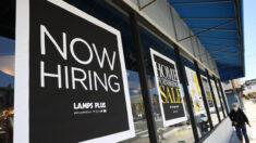 Recuperación de empleo se acelera en estados que están poniendo fin a los beneficios federales