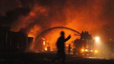 Al menos 18 muertos en un incendio en un estudio de artes marciales en China