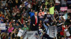 Trump anuncia su primer mitin y discurso desde que dejó la Casa Blanca