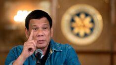 Presidente de Filipinas amenaza con la cárcel a quien rechace la vacuna anti-covid-19