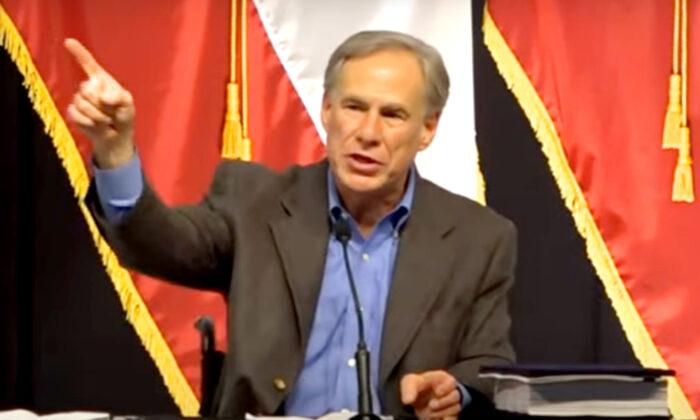 Gobernador de Texas veta financiación de la legislatura por el plantón demócrata
