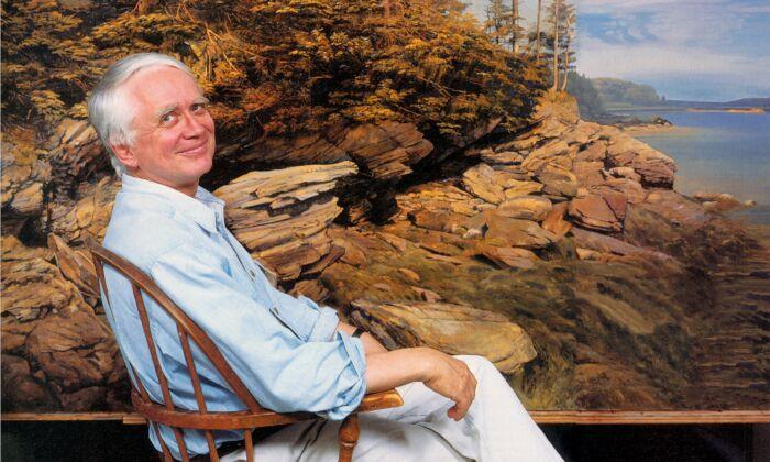 Siguiendo a Leonardo: el artista estadounidense Joel Babb se convierte en un pintor realista exitoso