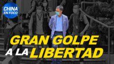China en Foco: 500 policías arrasan un diario en Hong Kong y hacen arrestos. Biden habla de Rusia