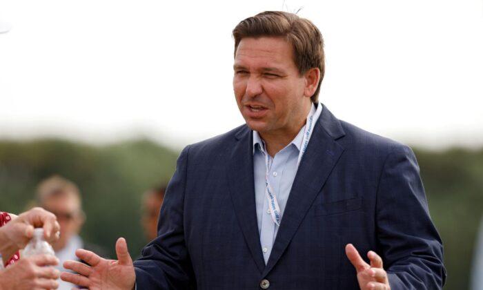 """DeSantis rechaza mandatos federales de mascarillas para niños: """"No lo haremos en Florida"""""""