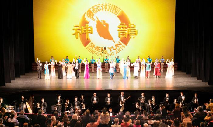 Shen Yun regresa para su primera función de 2021