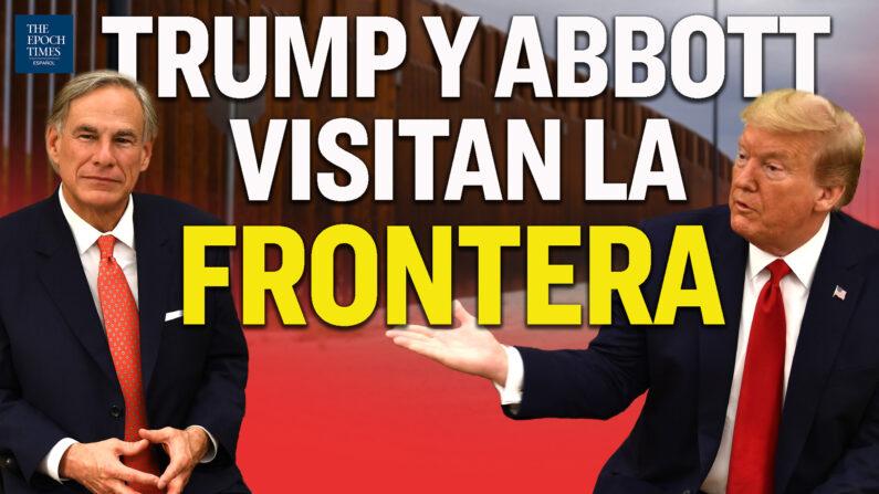 Trump visitará la frontera sur | 11 patógenos peligrosos encuentran en mascarillas. (Al Descubierto/The Epoch Times en Español)