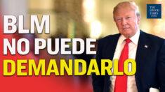 Al Descubierto: BLM no puede demandar a Trump | Schumer critica a republicanos por bloquear reforma demócrata