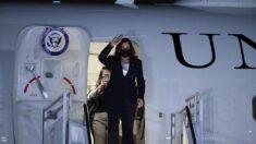 EE. UU. y México firman memorándum de cooperación migratoria en visita de Harris a Ciudad de México