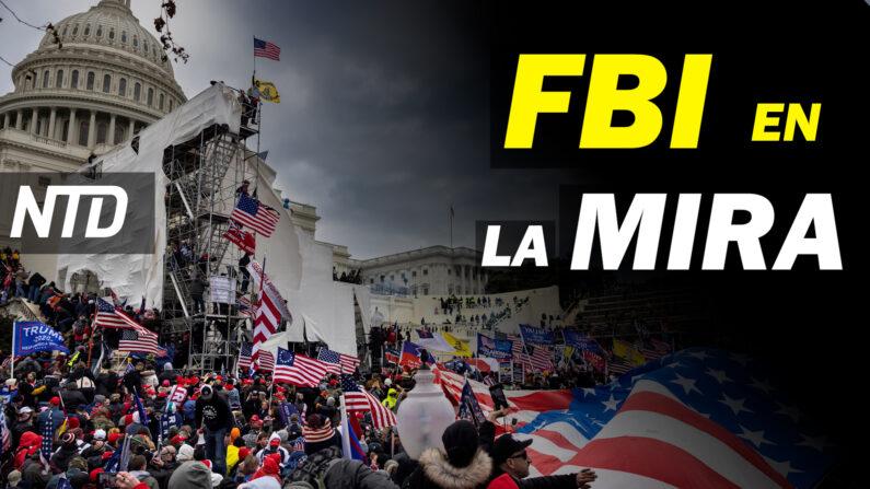 NTD Noticias: Piden respuestas al FBI por la irrupción del 6 de enero; Buscan auditoría electoral en Georgia (NTD Noticias/NTD en español)