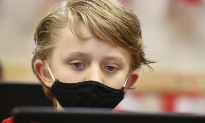 Laboratorio de la Universidad de Florida encuentra patógenos peligrosos en mascarillas de niños